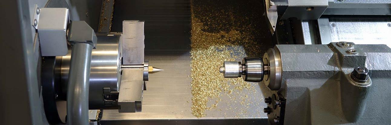Maschinelle metallbearbeitung - CNC-Drehen - CNC-Fräsen
