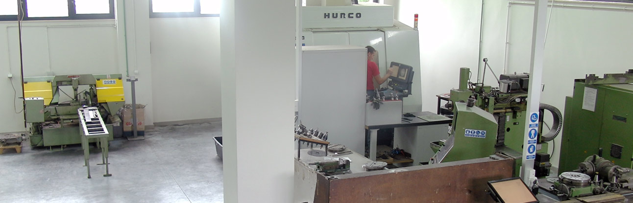 Metal processing - CNC machining - CNC turning